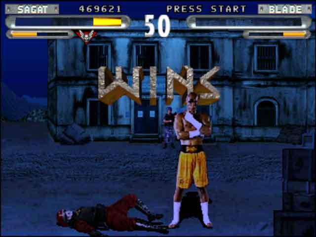 Street Fighter The Movie Arcade Retro Review Swankworld